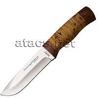 Нож охотничий, серия Hunting&Fishing 2253 (рукоять - береста, дерево)