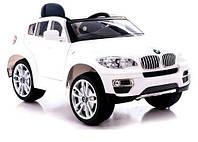 Детский электромобиль BMW X6 White (в сборе)