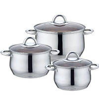 Набор посуды AURORA AU 5561 (6 пр.)