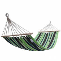 Гамак KingCamp Canvas Hammock (KG3762/73) Green/black