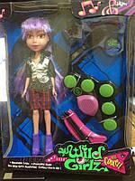 Кукла Wild Girlz М 301021/1-6