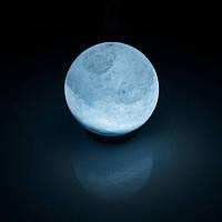 Соляная лампа SALTKEY BALL Blue 7-8 кг