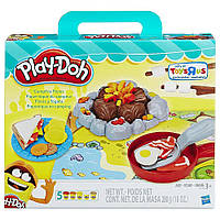 Play-Doh Campfire Picnic Playset Пикник у костра
