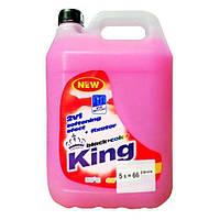 Гель д/стирки KING Black+Color gel 5 л  (8594010054013)