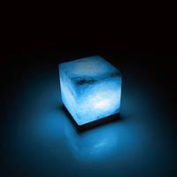 Соляная лампа SALTKEY CUBE 10 кг