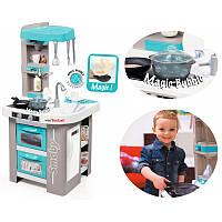 Детская игровая интерактивная кухня Tefal Magic Bubble Smoby 311023