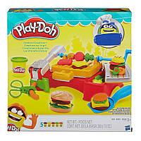 Play-Doh Cookout Creations Передвижная кухня
