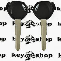 Ключ с магнитами для мотоцикла Honda (Хонда) лезвие правое (среднее)