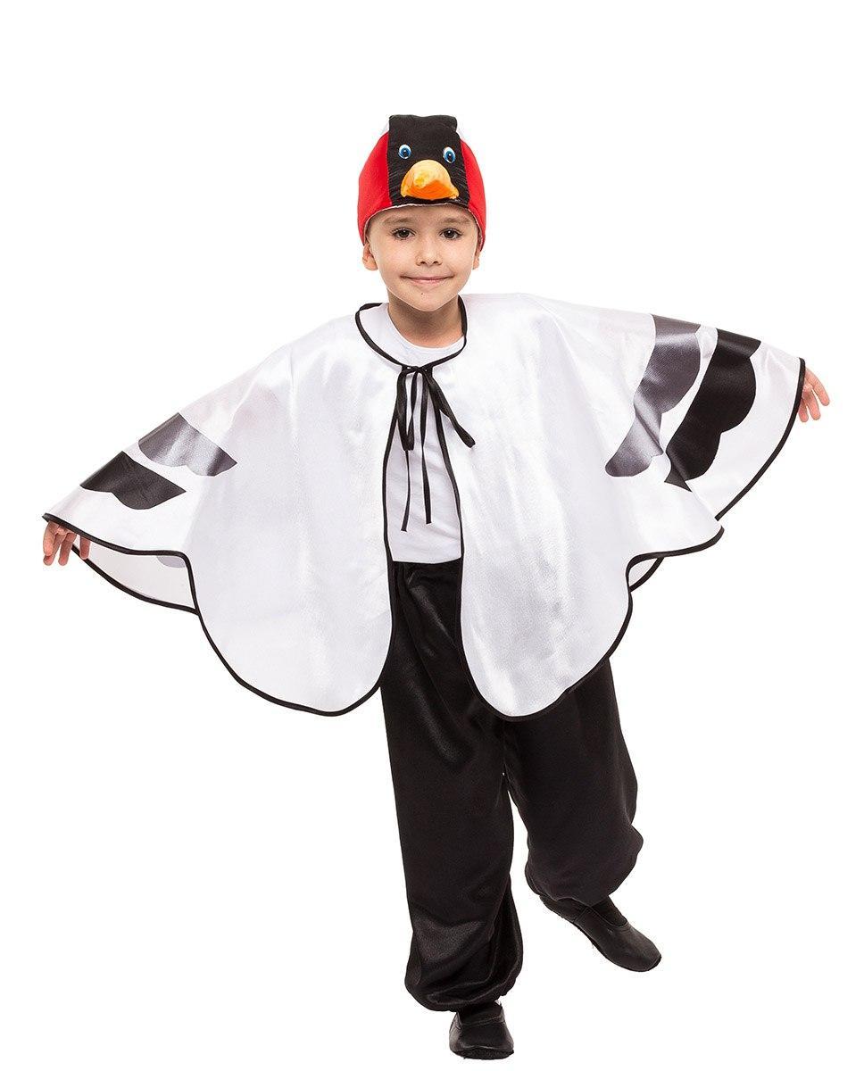 """Детский карнавальный костюм """"Аист-Журавль-Цапля"""" унисекс"""
