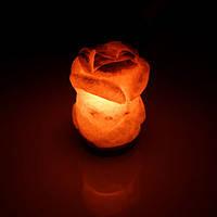Соляная лампа SALTKEY ROSE Red 5,5 кг