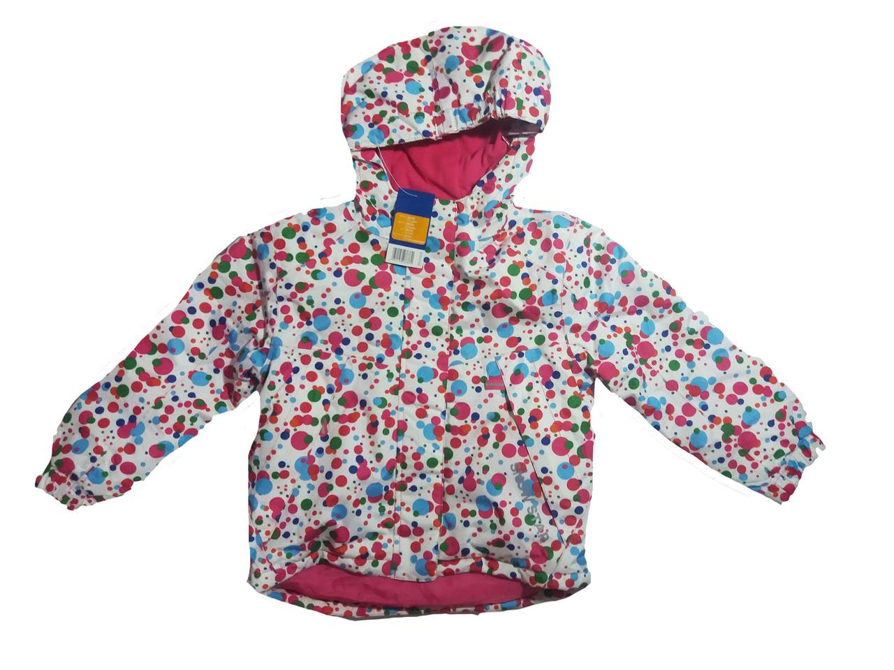 Куртка  для девочки, Lupilu, размер 98/104, арт. Л-409