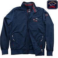 Куртка-ветровка  мужская Paul Shark, синяя