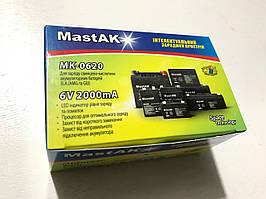 Зарядное устройство MastAK MK-0620 для свинцовых аккумуляторов 6V