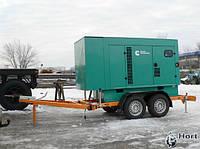 Аренда дизельного генератора Cummins C170D5 136 кВт.