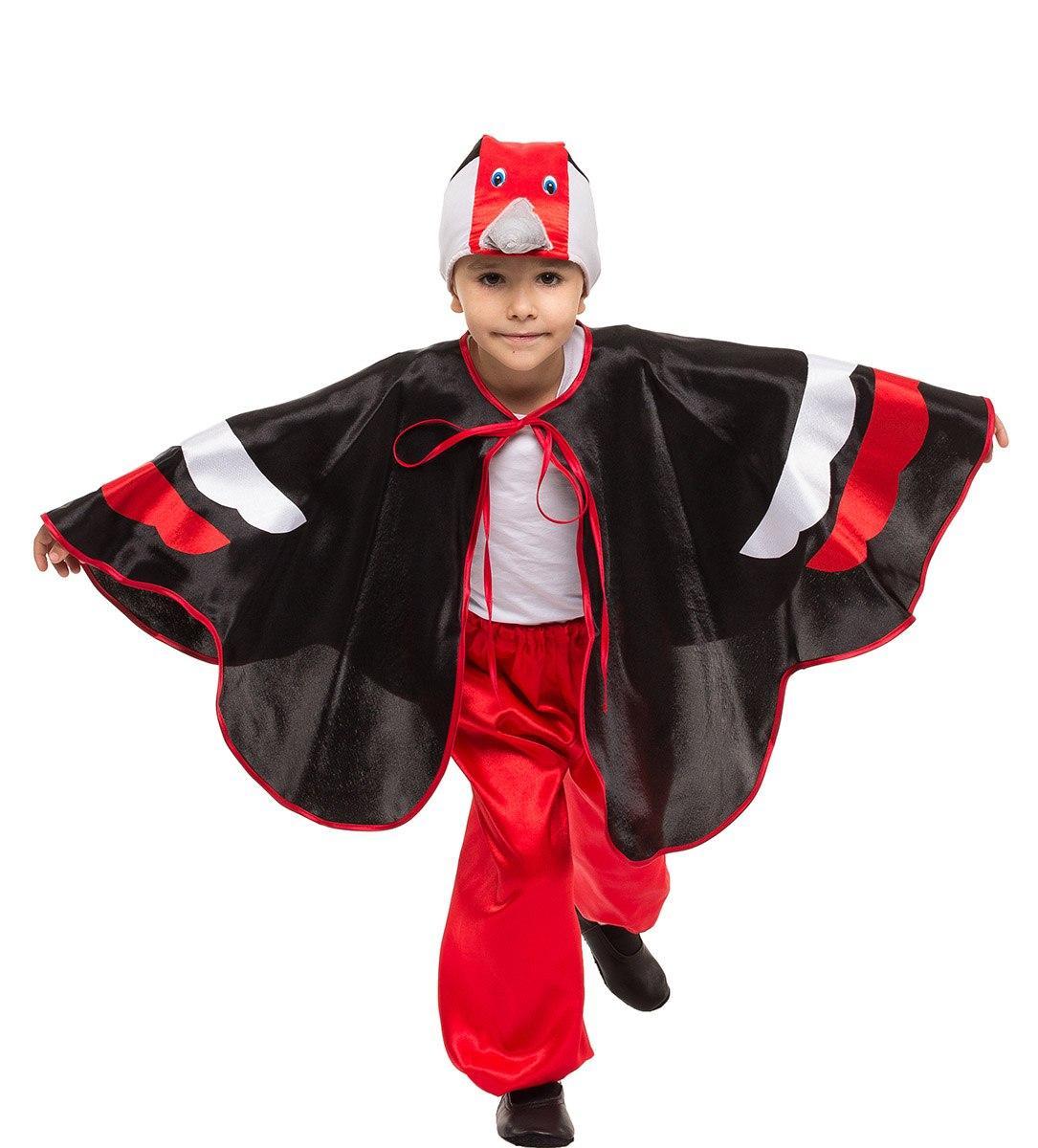 """Детский карнавальный костюм """"Дятел"""" для мальчика"""