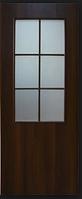 Дверное полотно Классика (без стекла) Омис
