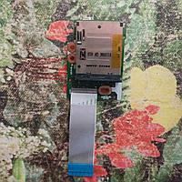 Плата крдридера с ЮСБ USB для ноутбука HP ProBook 6550b, 6555b, 6450b, 6455b, 6050a2331801