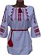 "Жіноча вишита сорочка (блузка) ""Кейді"" (Женская вышитая рубашка (блузка) ""Кейди"") BN-0044, фото 2"