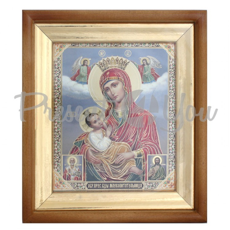 Икона Божьей Матери «Млекопитательница»