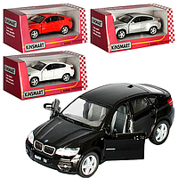 Машина метал. BMW X6