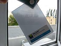 Монолитный поликарбонат PALSUN 4 mm Solar Control серебристый, фото 1
