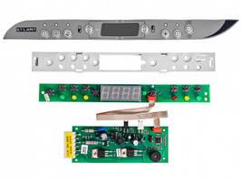 Блок управления H60B+держатель+эмблема для холодильника Атлант