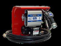 Колонка в сборе (Италия) 80 л/мин 220В для перекачки дизельного топлива HI TECH 220-80