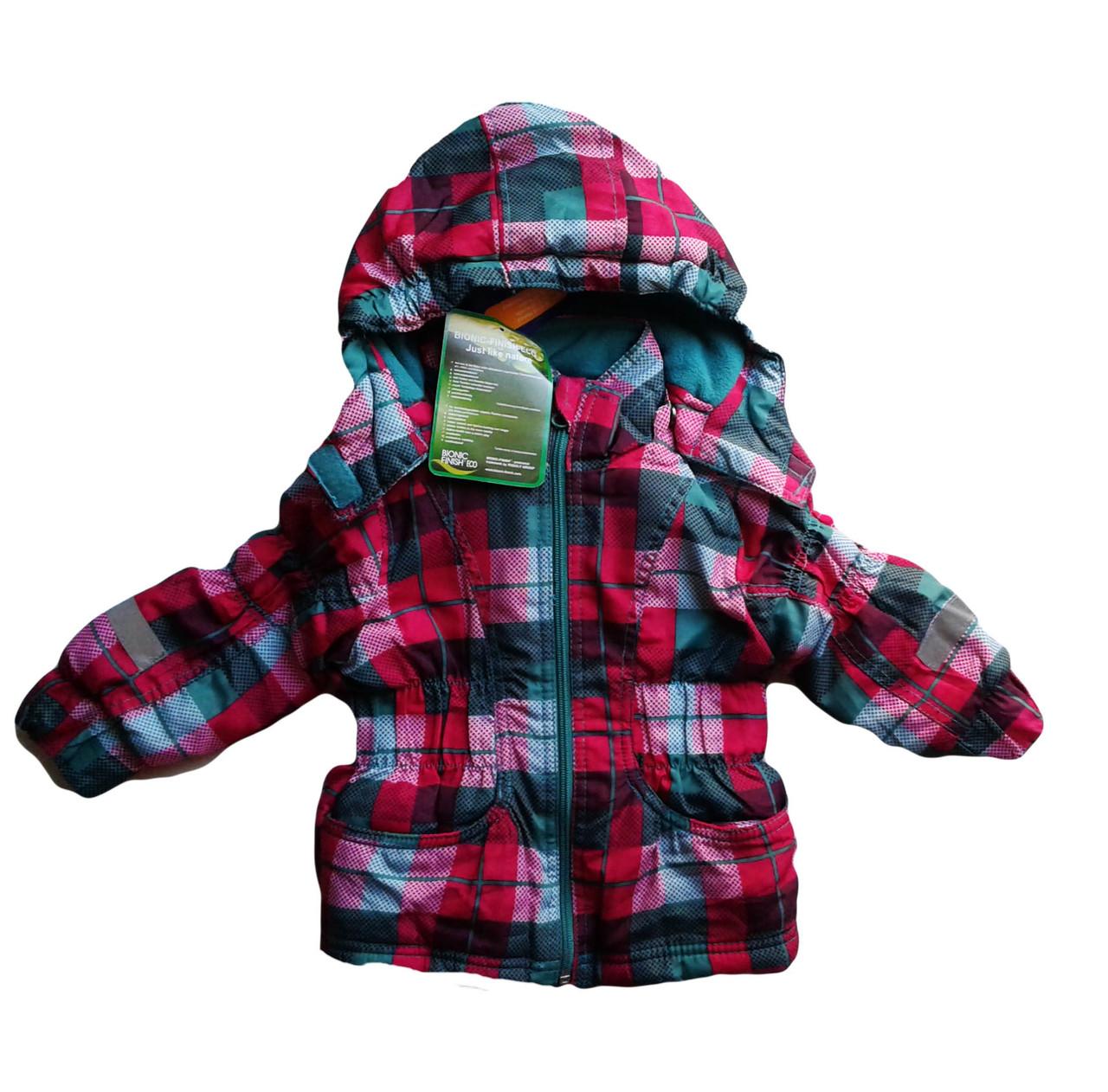 Куртка  для девочки, Lupilu, размер 86, арт. Л-414