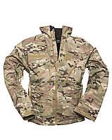 Куртка тактическая SCU14 Soft Shell multicam