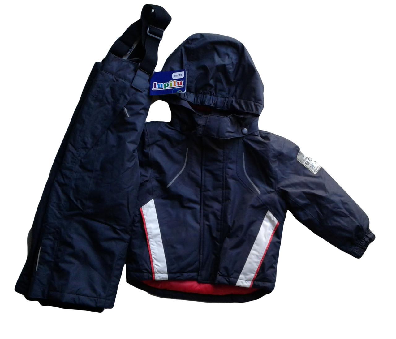 Комбинезон с курткой для мальчика, Lupilu, размер 86/92 (2шт), арт. Л-416
