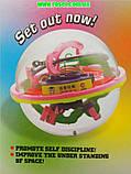 Магічний куля-головоломка (куля-лабіринт)Magical Intellect Ball, фото 2