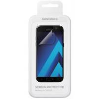 Защитная пленка samsung для смартфона galaxy a7 2017 (a720) transparent