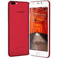 Смартфон ORIGINAL Leagoo M7 red (4Х1.3Ghz; 1Gb/16Gb; 8+5МР/5МР; 3000 mAh)