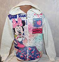Детская одежда от производителя.Кофта на девочку (начёс) 9,10,11,12 лет Код: 0468 Цена: 170 грн.