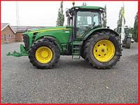 Трактор колесный JOHN DEERE 8295R, 2011 г.в., 4600 м/ч