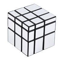 Зеркальный кубик Рубика 3x3x3 (Серебро)