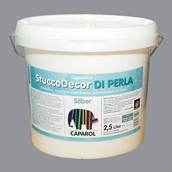 StuccoDecor DI PERLA Silber 2,5л
