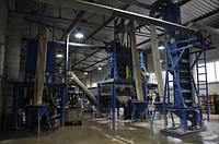 Линия переработки пленки LDPE, HDPE
