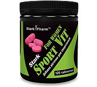 Stark Sport Vit for Women 120 таб (Multivitamins & Minerals) Stark Pharm