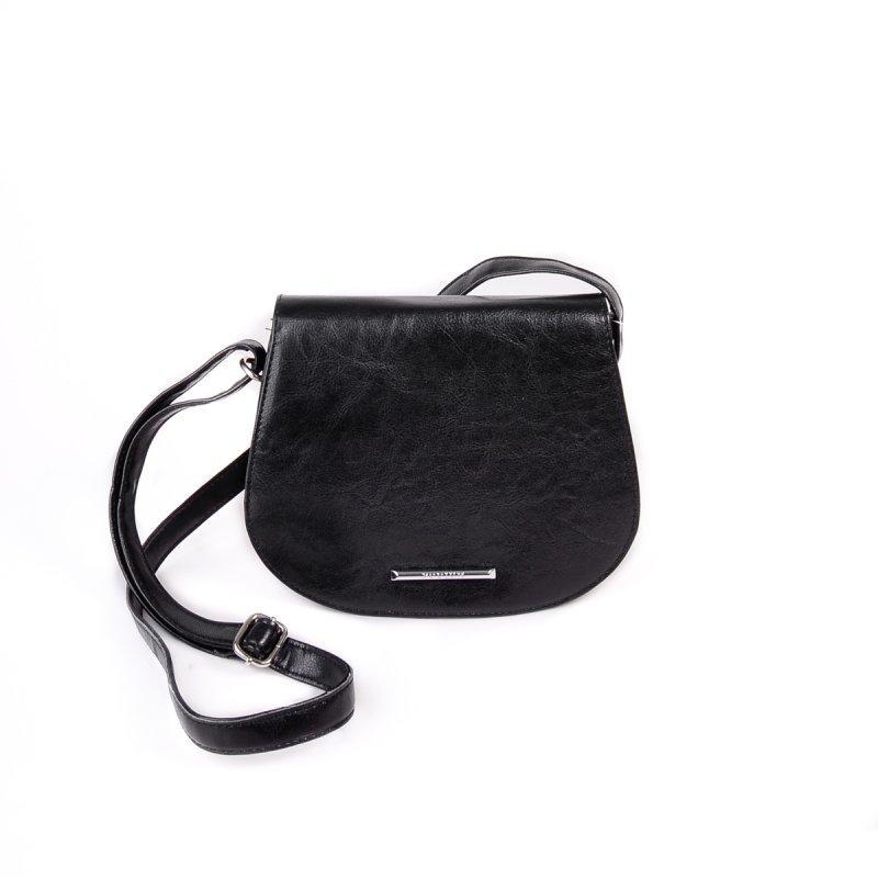 62937832026b Маленькая черная сумка M95-Z через плечо молодежная овальная модная, фото 1