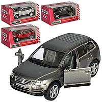 Машина метал. Volkswagen Touareg