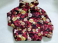 Куртка для девочки демисезонка