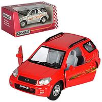 Машина метал. Toyota RAV4