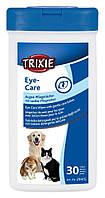 Салфетки Trixie Eye-Care Wipes для ухода за глазами, 30 шт/уп