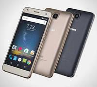 Смартфон Uhans H5000, 3/32Gb, 2sim, 4500mAh, экран 5''IPS, 8/5Мп, GPS, 4G, 4 ядра, Gorilla Glass, Android 6.0.