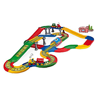 Детские авто-треки, гаражи