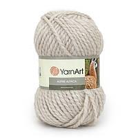 Пряжа для ручного вязания Yarnart Alpine Alpaca Продажа упаковками!