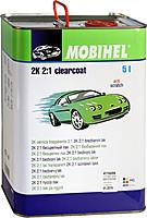 Лак акриловый Mobihel (Мобихел) MS anti scratch 2+1 20 л - Интернет-магазин AUTOSKLAD – краски, автоэмали, герметики, лаки, наборы инструментов, компрессоры в Днепре