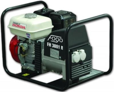 Генератор бензиновый FOGO FH 3001 R  (3,4кВт)