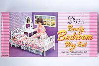"""Мебель """"Спальня"""" для куклы, в коробке"""